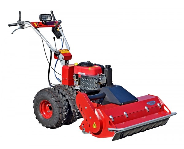 Panter FD-3 500 cc and MC 100 Flail mulcher