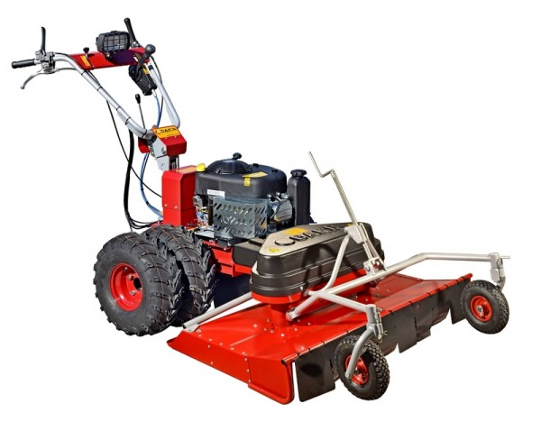 Panter FD-3 500 cc and M 121 Two-blade mulcher