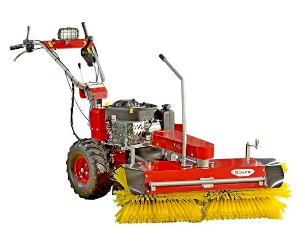 Panter FD-3 and SB 110 Cylinder sweeping brush