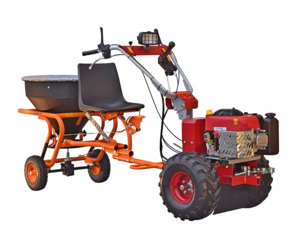 KRH 03 / Everest Turbo spreader with seat and blade