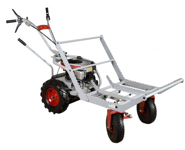 Yard–Woods body for KOR 220 steerable cart chassis