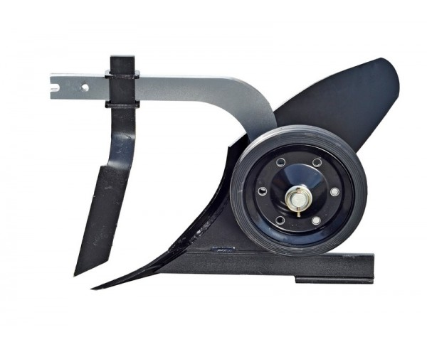 Supporting wheel for AGOBON plough