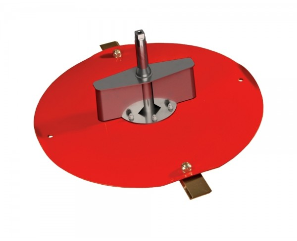 Tekton adaptor SUNI One-drum mower