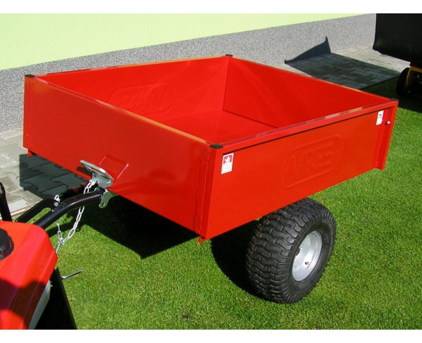 Vares TR 220S trailer for FD-5