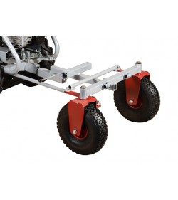 KOR 220 Steerable chassis
