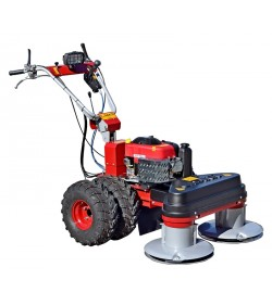 Panter FD-3 and RZS 121 Two-drum mower
